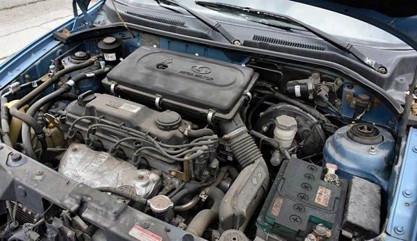 موتور تیبا