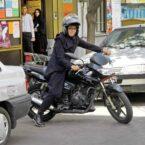 واکنش تازه پلیس به موتورسواری بانوان؛ هرکسی گواهینامه داشته باشد میتواند رانندگی کند