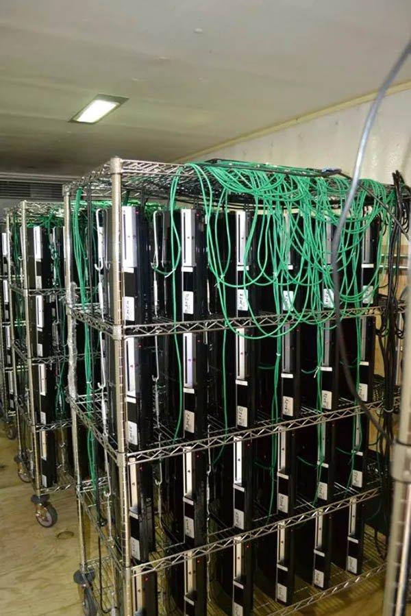 ابرکامپیوتر مبتنی بر پلی استیشن 3 سونی