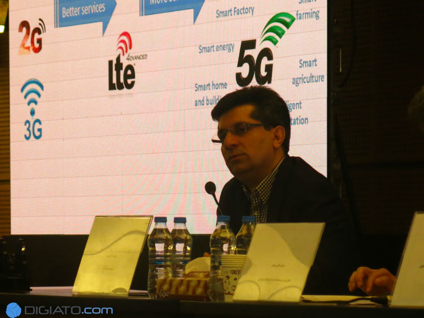 5G در ایران