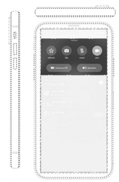 پتنت جدید اپل طراحی احتمالی آیفون 12 را نشان می دهد