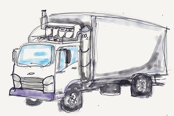 تبدیل دی اکسید کربن به مایع؛ راهکار محققان برای کاهش 90 درصدی آلایندگی کامیون ها