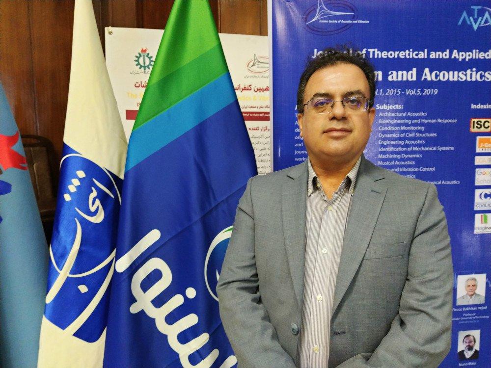 سعیدزاده، مدیر دپارتمان روابط عمومی گروه صنعتی انتخاب