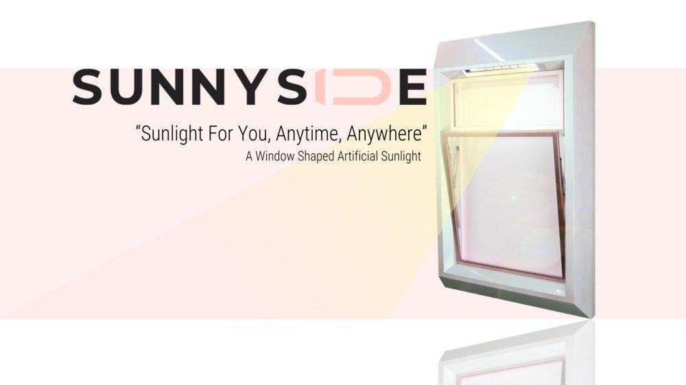 پنجره SunnyFive نور خورشید را شبیه سازی می کند