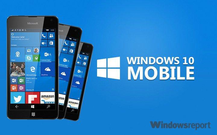 پشتیبانی از ویندوز ۱۰ موبایل فردا رسما پایان خواهد یافت