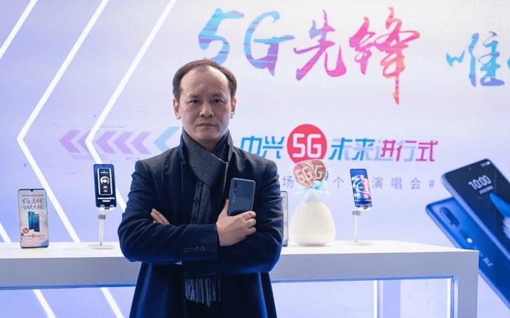 کمپانی ZTE از گوشی اسکون 10s پرو 5G رونمایی کرد