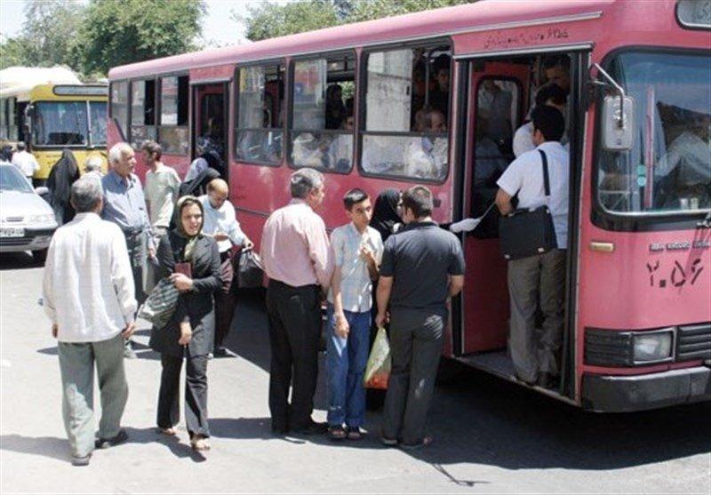فروش صندلی اتوبوس