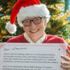 بیل گیتس مخفیانه بابانوئل شد؛ ارسال هدیه 36 کیلویی به گیرنده خوش شانس
