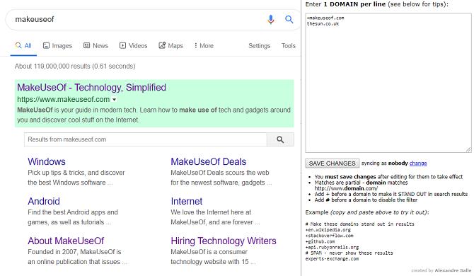 شخصی سازی نتایج جتسجوی گوگل|نتایج جستجو در گوگل