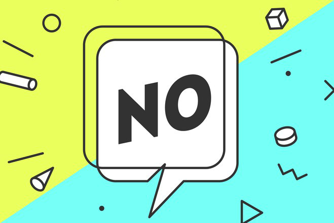 نه گفتن