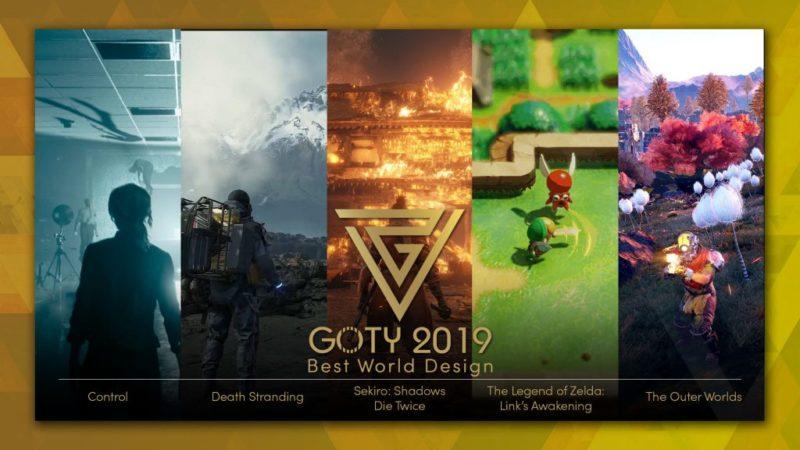با بهترین طراحی جهان در بازیهای سال ۲۰۱۹ آشنا شوید
