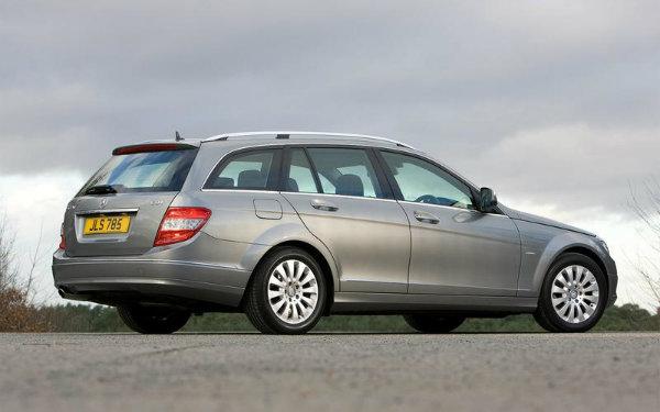 خودروهای ارزان تر از پراید-merc-c-wagon