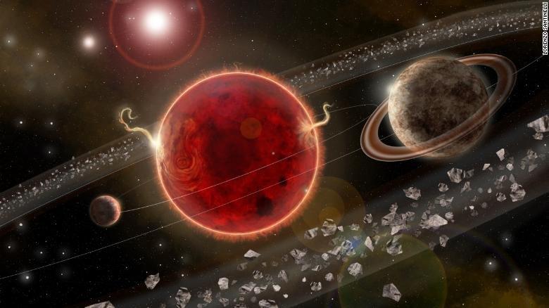 کشف ابر زمین احتمالی در نزدیک ترین منظومه ستاره ای به خورشید