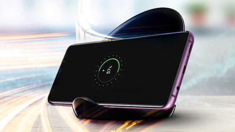 فناوری شارژ سریع بیسیم