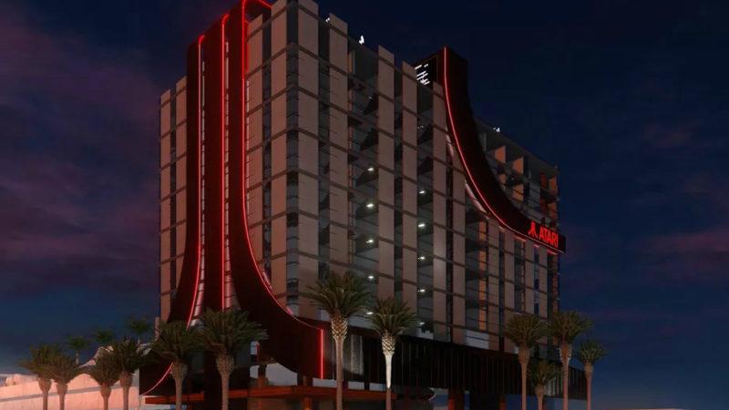 بهشت گیمرها؛ هتل گیمینگ آتاری در ۸ شهر آمریکا افتتاح میشود