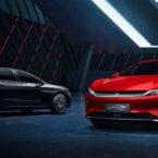 بی وای دی هان معرفی شد، سدان برقی چینی با ایرودینامیکی بهتر از تسلا مدل S