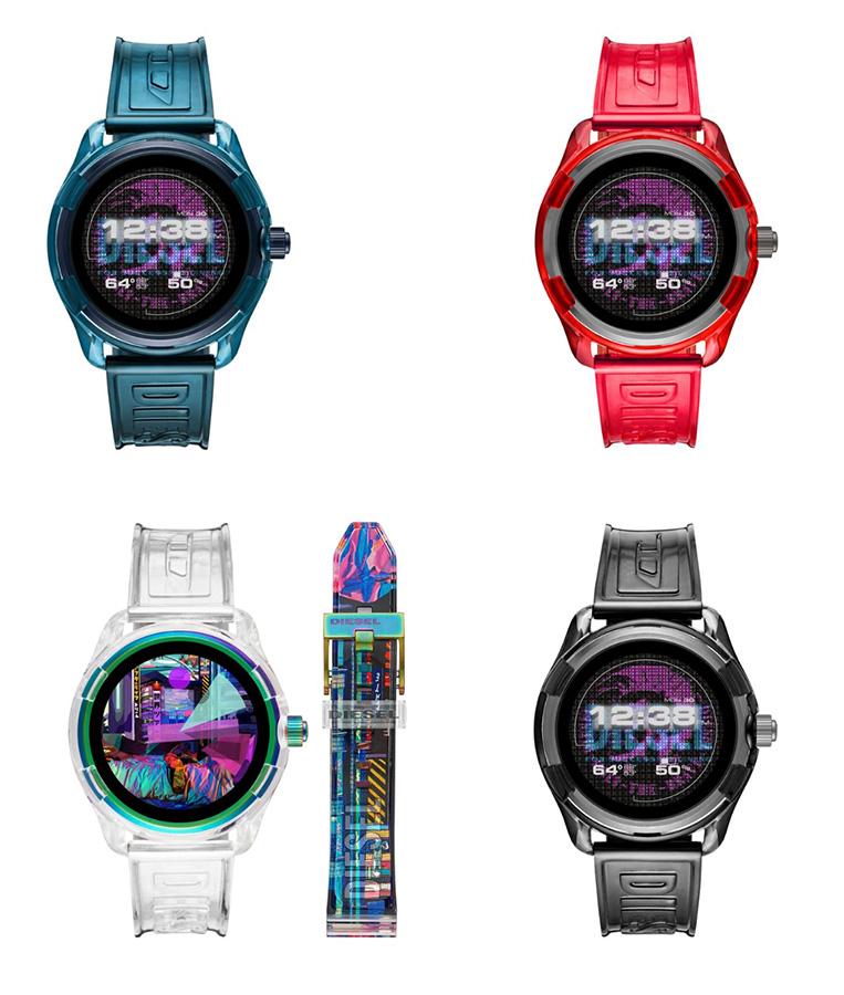 رونمایی دیزل از ساعت هوشمند Fadelite؛ اسنپدراگون ویر ۳۱۰۰ و رم ۵۱۲ مگابایتی