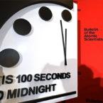 ساعت آخرالزمان 20 ثانیه به نیمه شب نزدیک شد؛ کمتر از دو دقیقه تا نابودی زمین