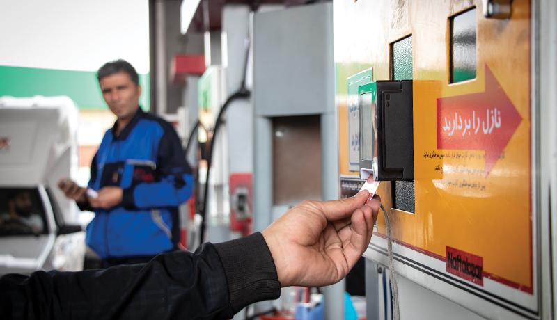 سهمیه بندی بنزین به ازاری هر نفر