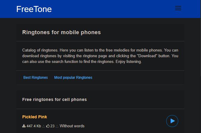 دانلود آهنگ زنگ موبایل