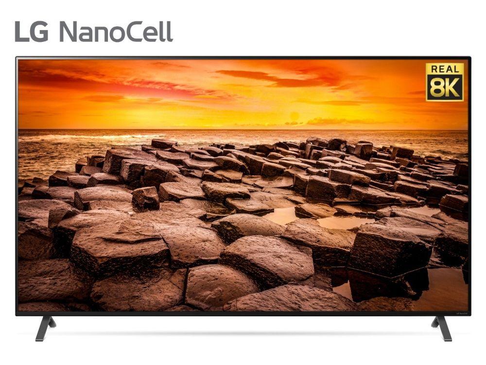 تلویزیون 8K ال جی در نمایشگاه CES 2020 معرفی می شود