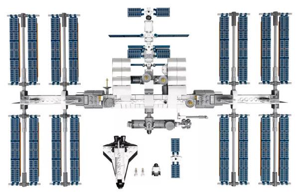 لگو ایستگاه فضایی بین المللی