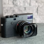 رونمایی لایکا از دوربین M10 با سنسور سیاه و سفید