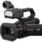 دوربینهای فیلمبرداری 4K پاناسونیک معرفی شدند؛ خوراک استریمرها