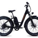 رونمایی از دوچرخه برقی RadRover با موتور 750 واتی و شعاع حرکتی 72 کیلومتر