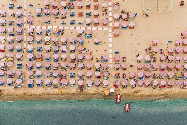 منتخبی از زیباترین عکس های هوایی عکاس آلمانی