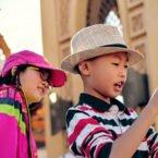 استفاده از موبایل، کودکان را افسرده نمی کند