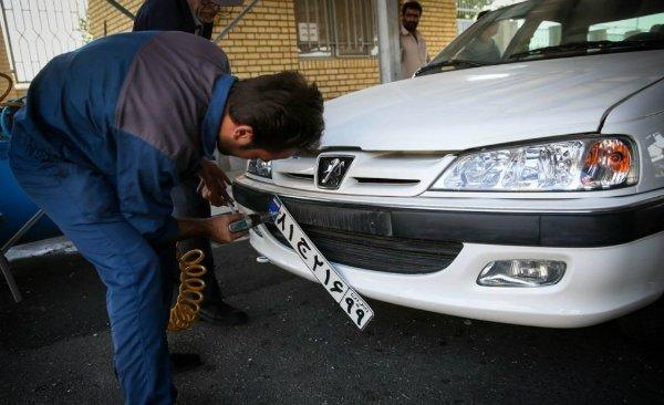 ویژگی پلاک خودروها در آمریکا