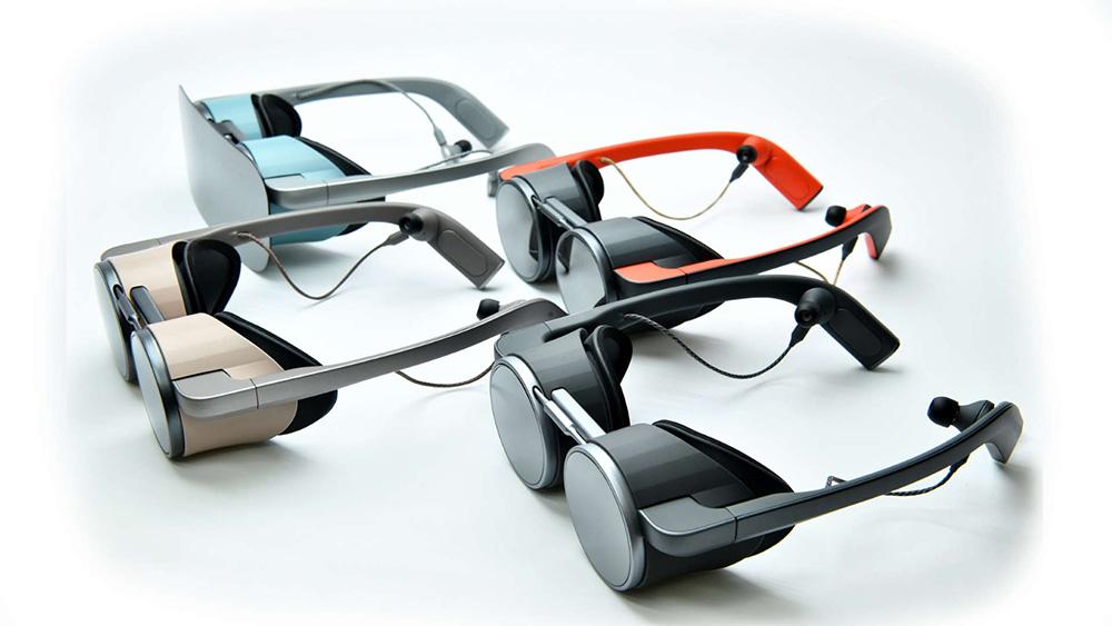 عینک واقعیت مجازی پاناسونیک