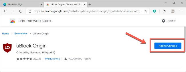 xEdge Install Chrome