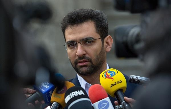 وزیر ارتباطات: حملات سایبری هفته گذشته، اثر زیادی نداشت
