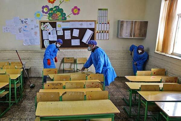 کلاس های درس مدارس ایران از فردا مجازی می شوند