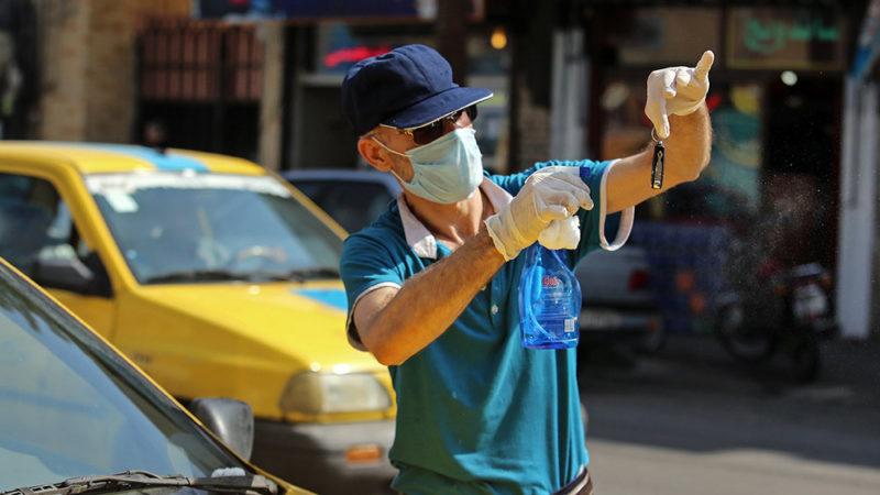 تمهیدات تاکسیرانی برای پیشگیری از شیوع کرونا ویروس