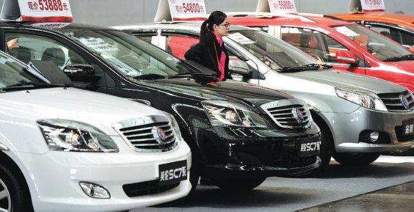 تاثیر ویروس کرونا بر فروش خودروی چین