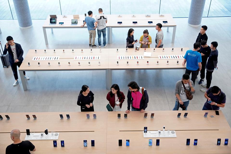 کاهش 50 درصدی فروش گوشی در چین در سه ماهه نسخت سال 2020 به خاطر ویروس کرونا