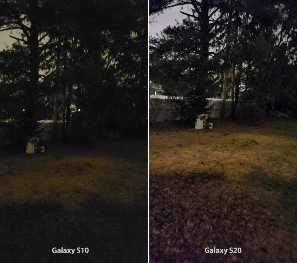 دوربین گلکسی S20