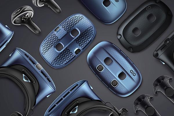 رونمایی HTC از سه هدست واقعیت مجازی از خانواده Cosmos VR