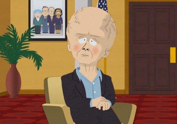 نقش آفرینی جف بزوس در یکی از قسمت های سریال South Park