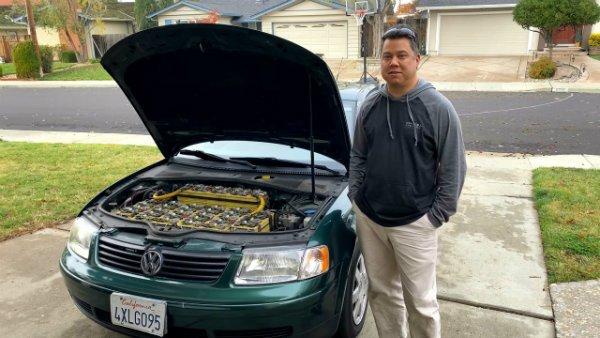 تبدیل خودروی بنزینی به برقی چقدر هزینه دارد؟ [تماشا کنید]