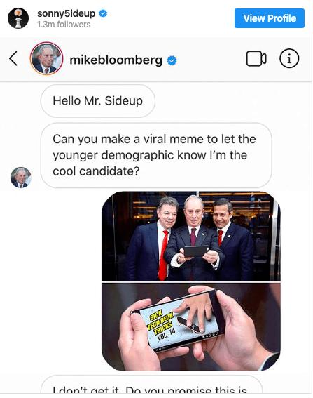 مایک بلومبرگ