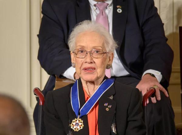 کاترین جانسون ریاضیدان ناسا در سن 101 سالگی درگذشت