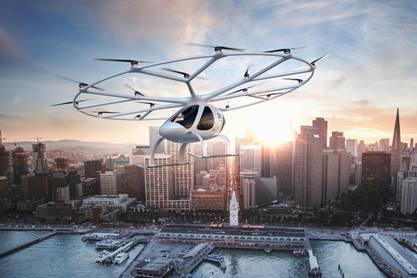 Volocopter and Grab team up to test air taxi service in Southeast Asia feature ولوکوپتر و خطوط هوایی ژاپن در پی ارائه تاکسی هوایی تا سه سال آینده اخبار IT