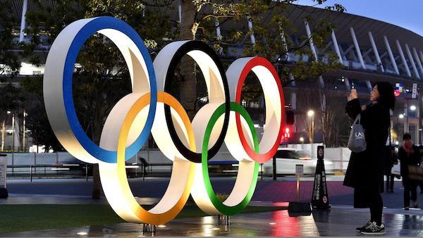 المپیک توکیو ۲۰۲۰