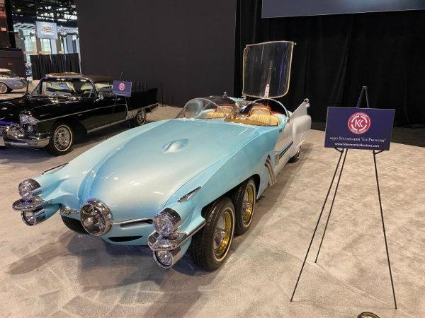 نمایشگاه خودروی شیکاگو