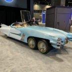 نمایشگاه خودروی شیکاگو؛ از درخشش آسیایی ها تا معرفی یک خودروی شش چرخ عجیب