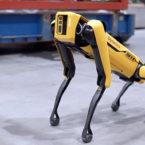 شغلهای جدید سگ رباتیک اسپات؛ از بارکشی تا کار در تاسیسات نفتی
